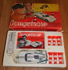 VINTAGE METTOY computacar FORD gt40 Sports Auto Da Corsa Raro in Scatola Giocattolo C. anni 1970