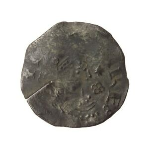 Henry I Silver Penny 'Facing Bust with Quatrefoil/Quatrefoil with Piles' Mule -