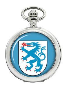 Ingolstadt-Germany-Pocket-Watch