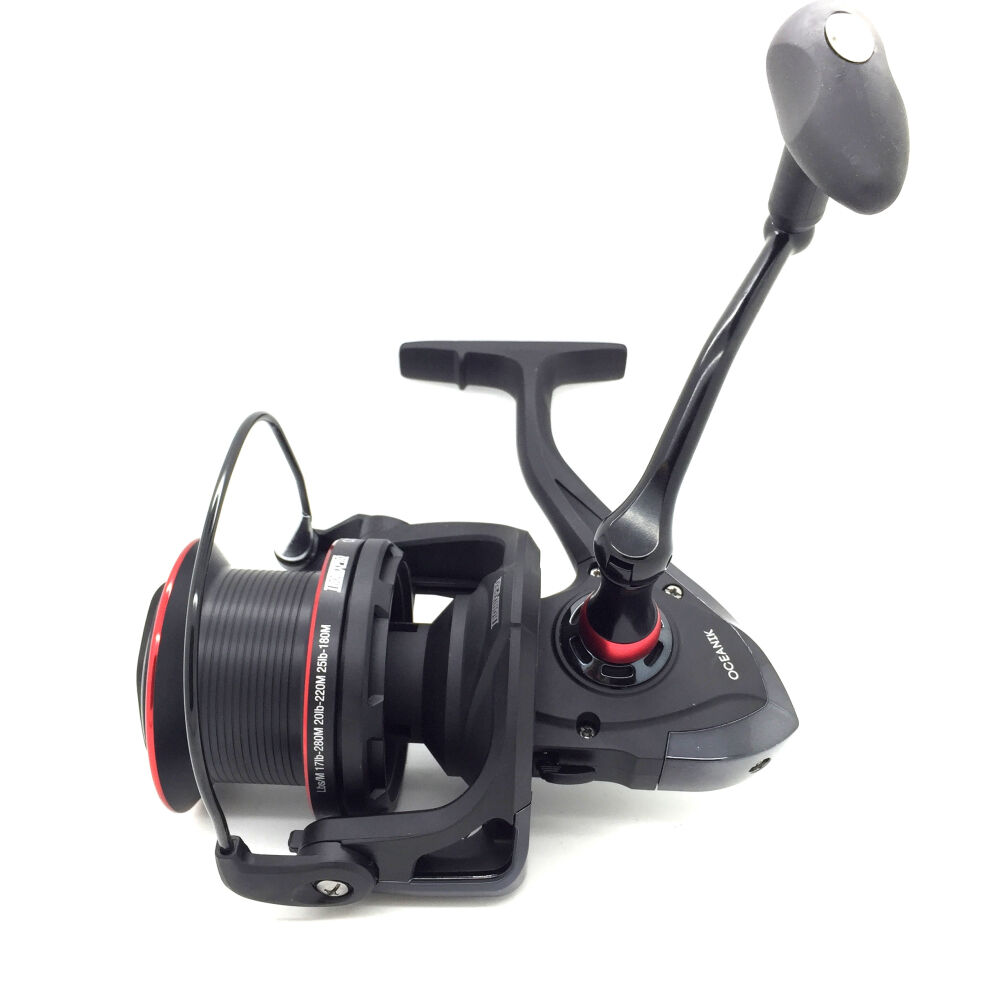 Tronixpro Oceanik Fixed Spool Sea Fishing Reel With Spare Spool