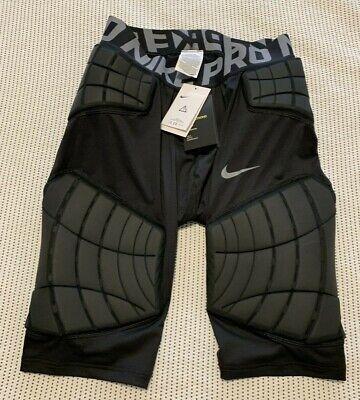 imponer Círculo de rodamiento Ejemplo  Nike Pro Hyperstrong Padded Men's Size 3XL Compression Shorts Black  746916-010   eBay