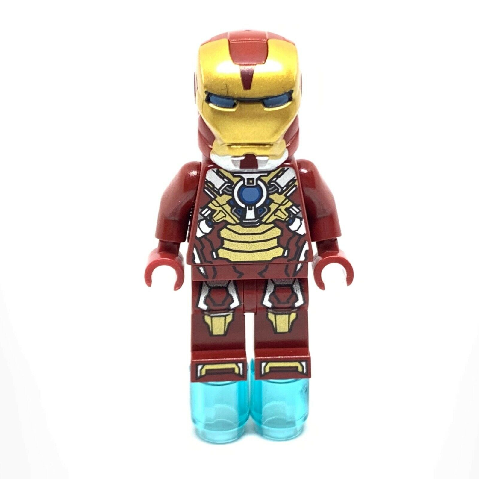 SH073  Lego Iron Man Mark 17 Heart Breaker armadura 2013 Minifigura 76008