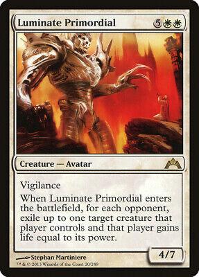 1 Diluvian Primordial = Blue Gatecrash Mtg Magic Rare 1x x1