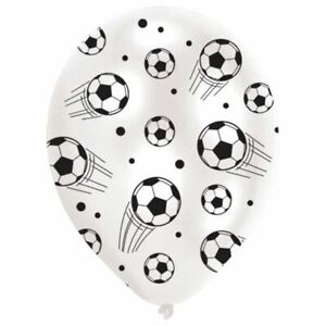 6pk-Football-Latex-Balloons-27-5cm-Birthday-Sport-Decorations