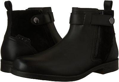 Clarks Men's Brocton Mid Biker Boots UK Size 8 8.5,9,9.5,10 G