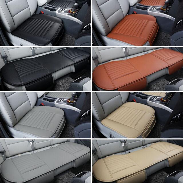Schwarz Komplettset Schonbezüge Bezug Autositzbezüge für Dacia Duster II 17