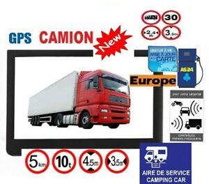 GPS-POIDS-LOURD-CAMION-ET-CAMPING-CAR-ET-BUS-ECRAN-7-POUCES-HD-EUROPE