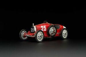 Cmc Bugatti T-35 # 10 Nation Color Project.   Portugal 1/18