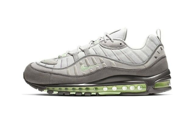 Nike Air Max 98 Vast Grey Fresh MINT 640744-011 Size 9 Men's