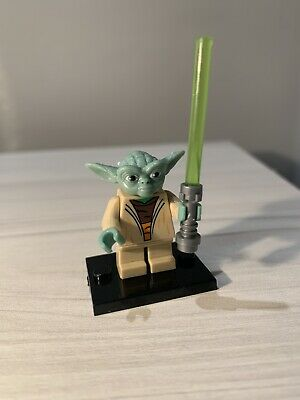 Star Wars General Grievous Minifigure Custom Brick Compatible UK Shipping!