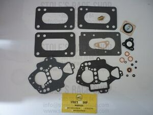 Reparatursatz Solex 28//34 Z10 Vergaser Renault R5 Super R21 1,7l Dichtsatz