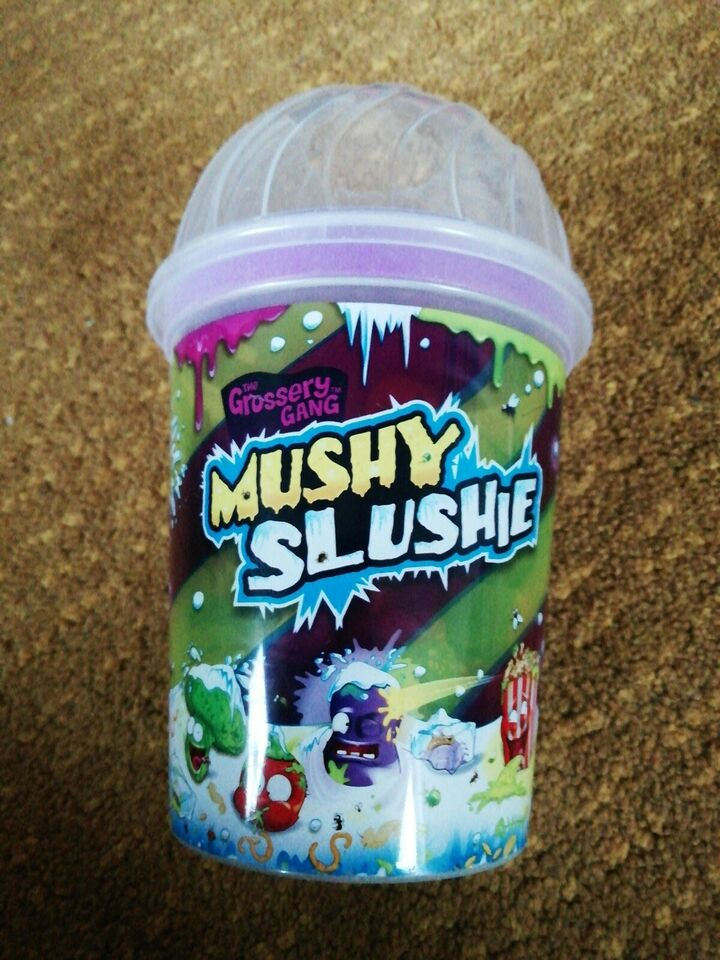 Figurer, Gummifigurer, The Grossery Gang Maushy Slushie