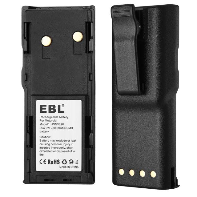 For MOTOROLA Radio Rapid Charger LI-IOPN Ni-MH Ni-CD Battery HNN9628 HNN9628A