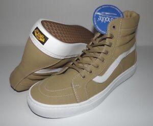 e809979d3f New Vans Mens Sk8 Hi Cup OrthoLite Canvas Athletic Shoes Size US 9 ...