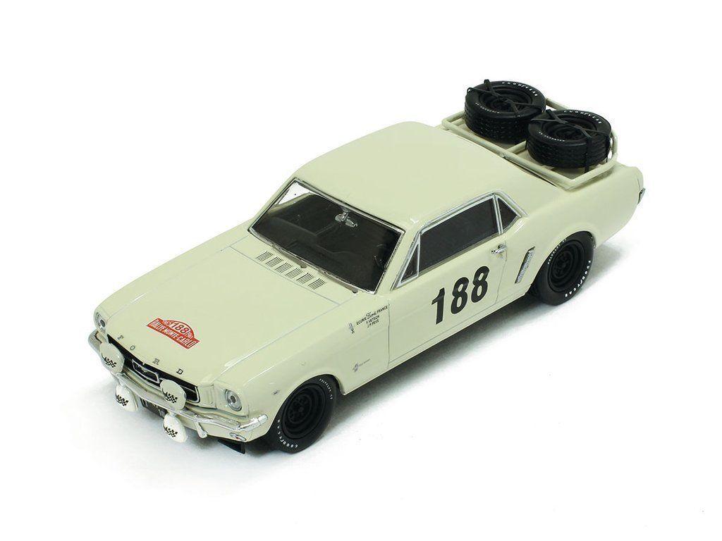 Ford Mustang-Monte Carlo 1965-prd315 Ixo PremiumX 1 43