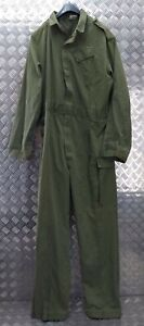 Genuine British Military General Service Green Coverall Overall Boiler Suit SD