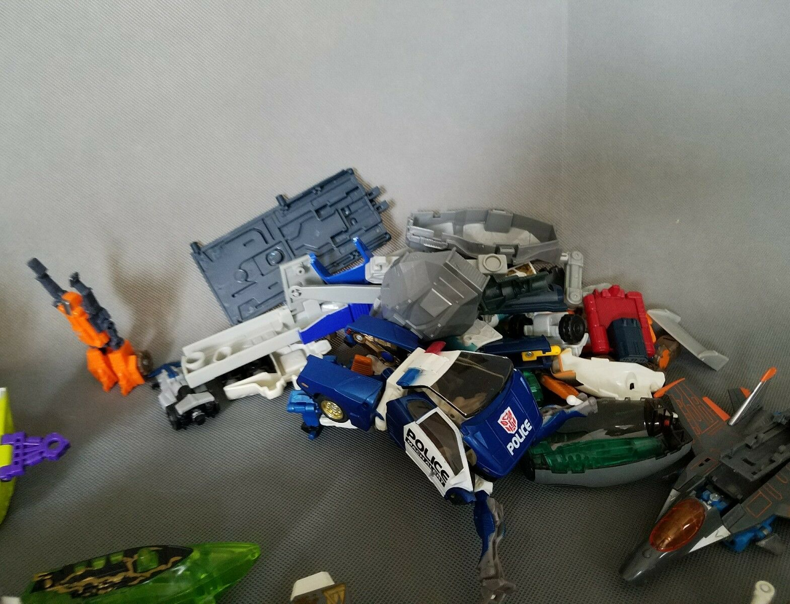 Transformers Lot Lot Lot Complete   Incomplete b660c6