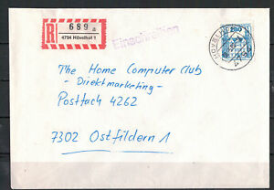 BRD-Einschreiben-MiNr-1142-EF-TSt-Hoevelhof-30-05-1988