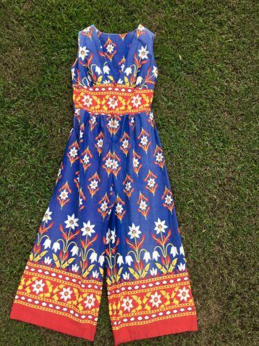 Beach Pajamas, Rare Jumpsuit, Antique Clothing