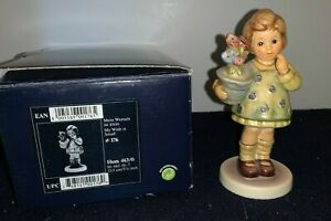 New-in-Box-Hummel-Goebel-463-0-MY-WISH-IS-SMALL-5-3-8-034-Figurine-w-Box-TMK-7
