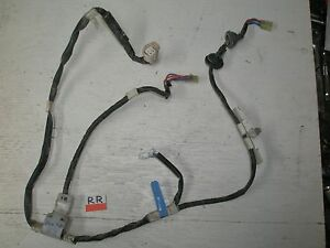 2008 toyota 4runner wiring harness 4runner wiring harness