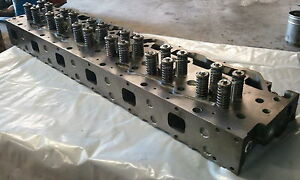 Caterpillar-3412-Rebuilt-Complete-Direct-Injection-DI-Cylinder-Head