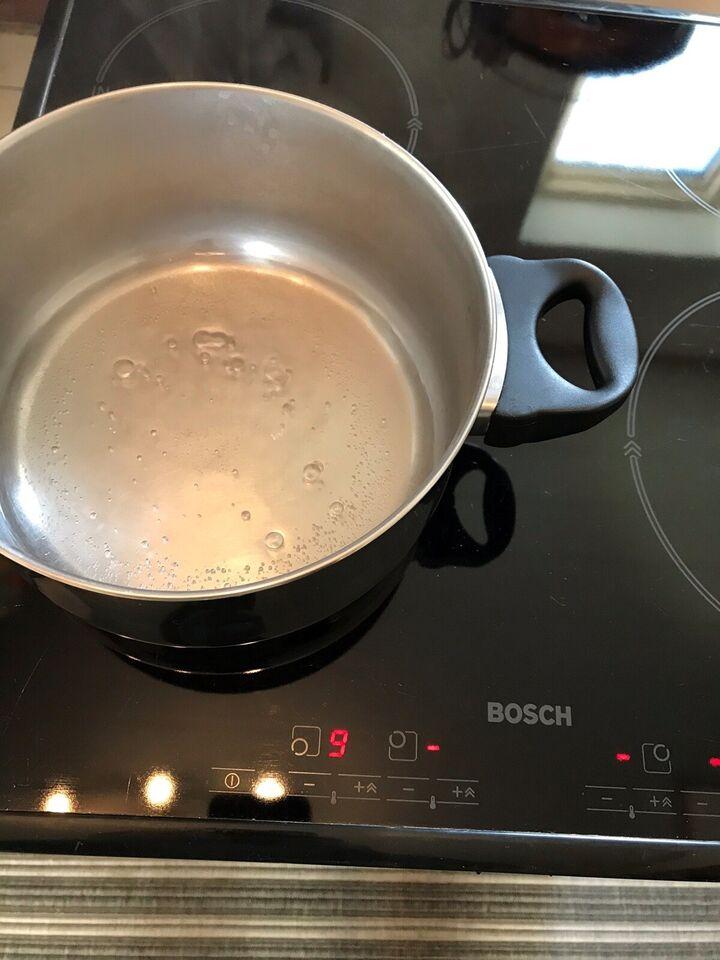Induktionskogeplade, Bosch, b: 57 d: 50