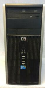 HP Compaq 6000 Pro MT Intel Duo E7500 @2.93 GHz 4GB RAM 250GB HDD DVD