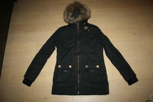 Limited Superdry taglia M Patrol Winter Waxed New Jacket parka S Men For ZOdOwrq