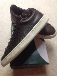 PUMA Citi Series Low cut Leather