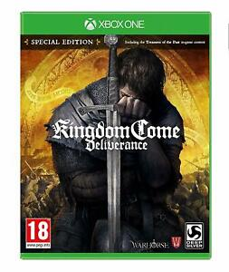 Kingdom-Come-Deliverance-Special-Edition-For-Xbox-One-New-amp-Sealed