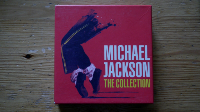Michael Jackson: 8 stk. CD´er, pop, The Collection (5…