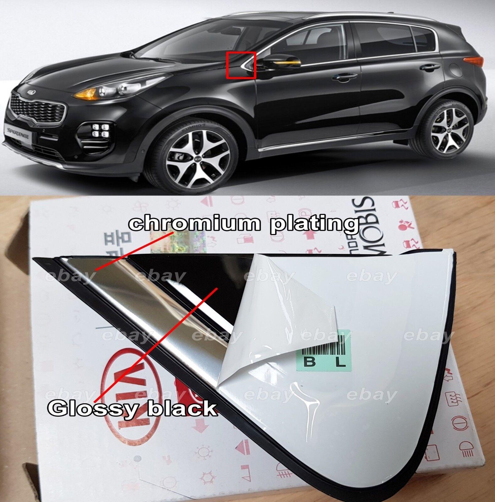 KIA GARNISH ASSY-DELTA LH 861803X000 Genuine Hyundai