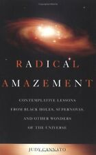 Radical Amazement : Contemplative Lessons from Black Holes, Supernovas, and Other Wonders of the Universe by Judy Cannato (2006, Paperback)