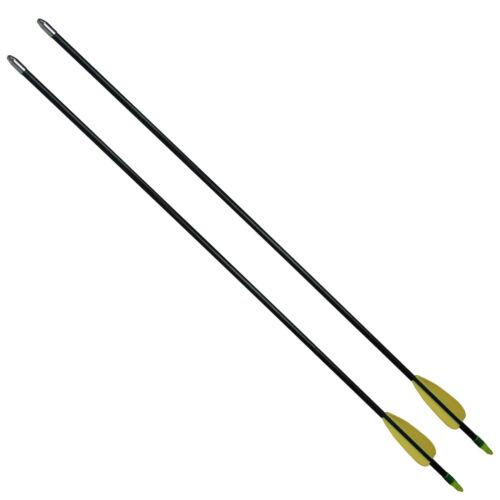 Haller jeunesse Arc-Set Camo Design 15 livres aide au avec 2 Fibre De Verre Flèches et flèche étui//