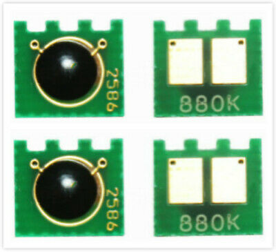8PCS 130A CF350A CF351A CF352A Toner Chips FOR HP Color LaserJet PRO MFP176//M177