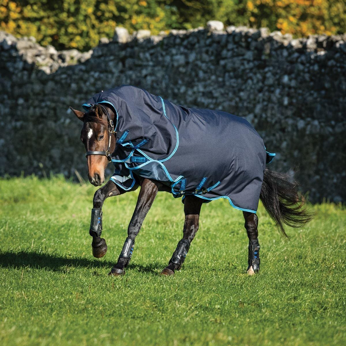Horseware Ireland Amigo Bravo 12 Plus Participation Paquet AARP8B
