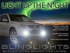 Fog Lamps Driving Light Kit with Built-In DRLs for 2005-2015 Suzuki Grand Vitara