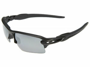 Oakley-Flak-2-0-XL-Polarized-Sunglasses-OO9188-53-Matte-Black-Black-Iridium