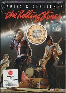 THE ROLLING STONES Ladies & Gentlemen 2010 MALAYSIA ASIA DVD-9 RARE NEW SEALED
