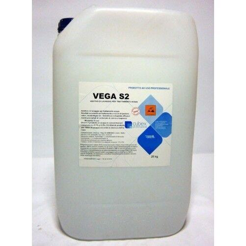 Detergente additivo per lavaggio per trattamento acque VEGA S2 25 kg
