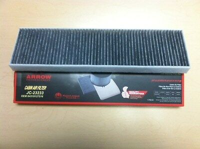 BMW Mini Cooper Cabin Air Filter  Charcoal Carbon High Quality A/C Filter