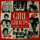 Girl Groups Of The 50s & 60s (Lim.Metalbox Ed.) von Various Artists (2015)