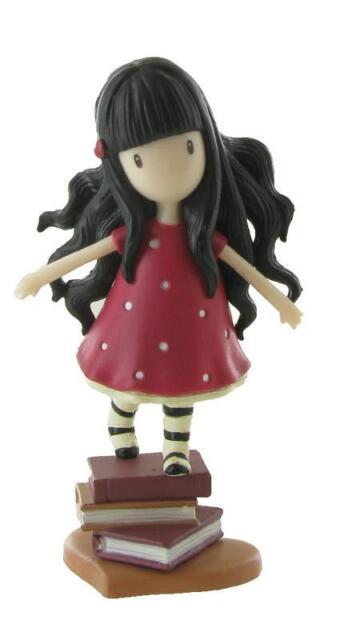 Gorjuss figurine New heights 9 cm Santoro London Comansi figure 90112