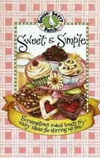 Sweet & Simple Cookbook (Everyday Cookbook Collection) - New - Gooseberry Patch