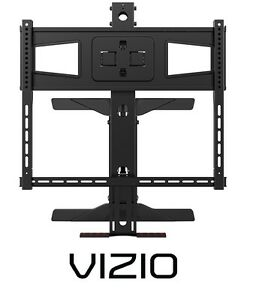 Above fireplace pull down full motion vizio tv wall mount - Pull down tv mount over fireplace ...