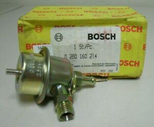Bosch 0280160280 Pressure Regulator
