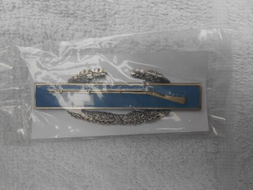 US Army Combat Infantry Badge First 1st Award Insignia Pin Badge Oxidized CIB