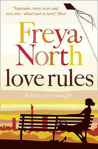 Love-Rules-by-Freya-North-Good-Book-Paperback-Fast-amp-FREE-Delivery