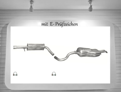 Schelle 85//110//125KW Auspuffanlage VW Bora 1.8 T 2.0 2.3 V5 Auspuff